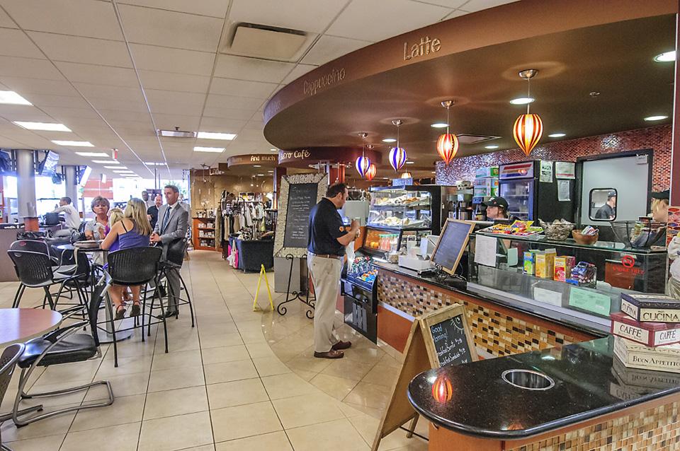 Ooh La La Bistro Cafe Menu